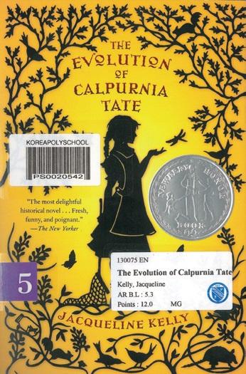 calpurnia jacqueline kelly