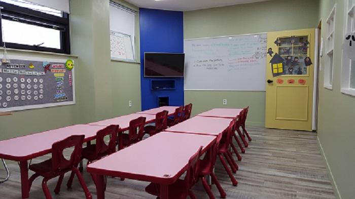 3F Classroom 사진