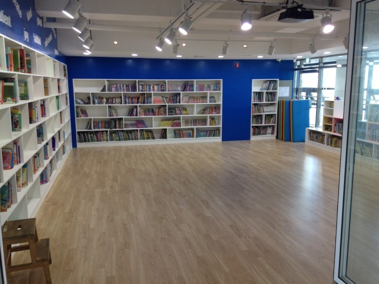 Library  사진