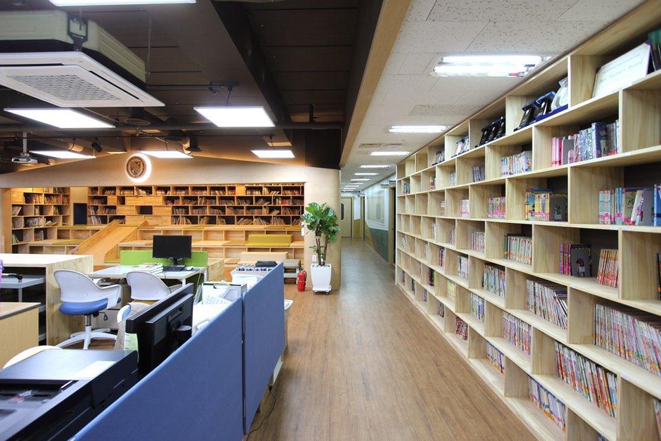 도서관(4) 사진