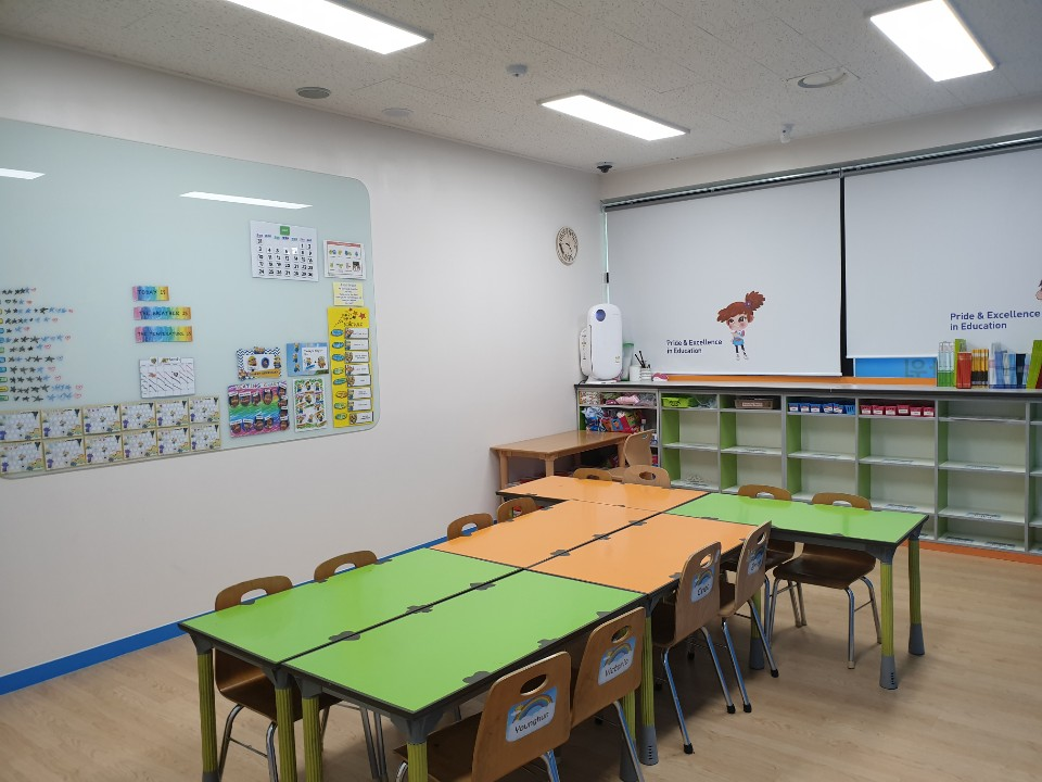 Classroom 사진