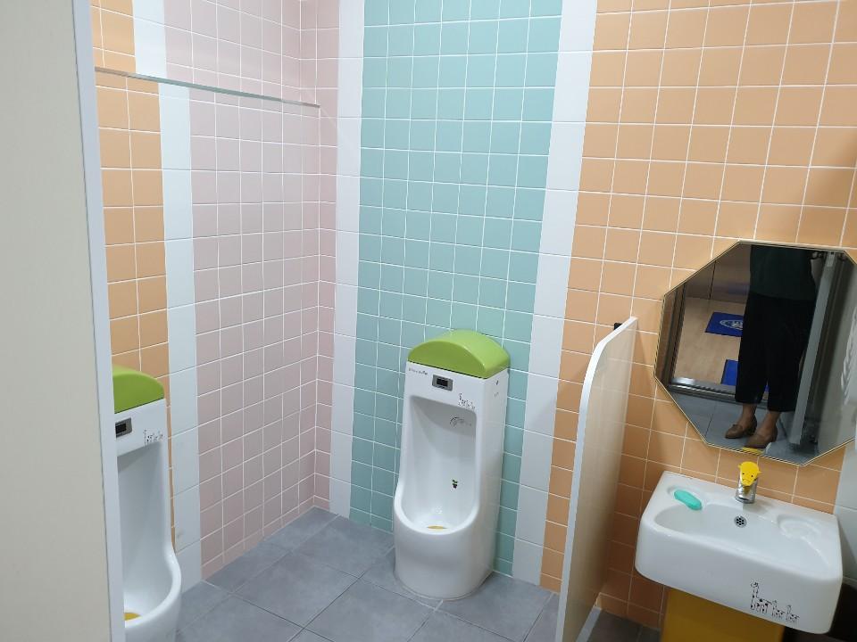 Restroom 사진