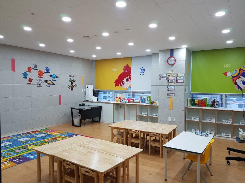 마산캠퍼스 교실 사진
