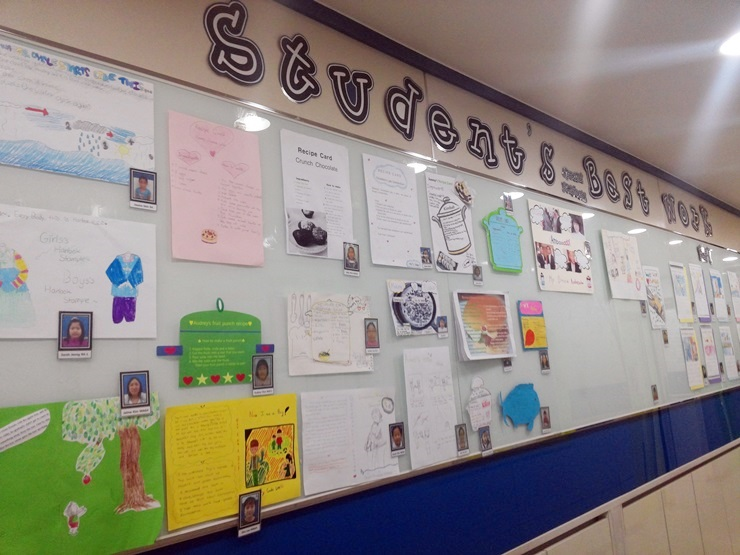 Student's Best Work 사진