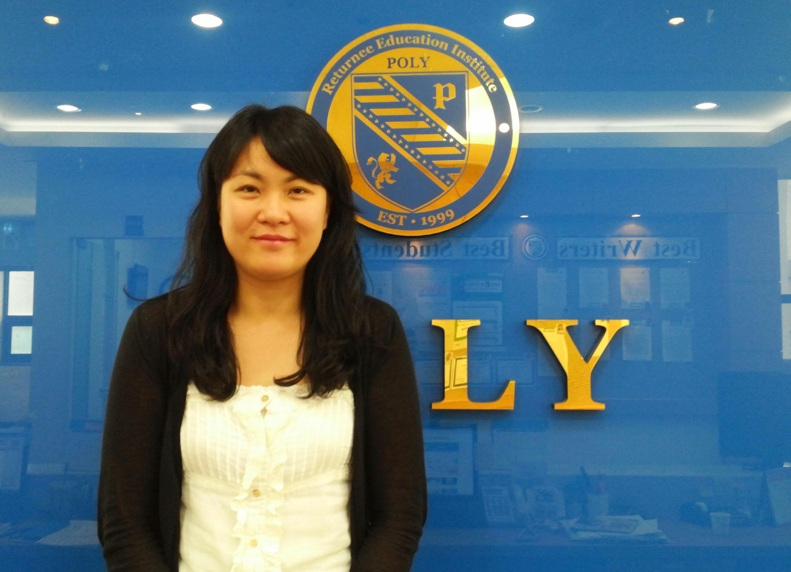 Vice Director ELE : Crystal Han